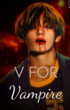 V for Vampire || kth. by someonepassingby