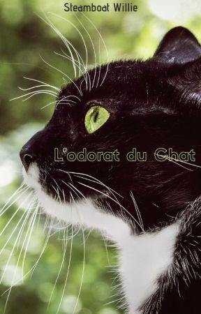 L'odorat du Chat by SteamboatWillie777