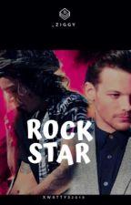 • Rock star' •  larry by __ziggy