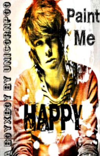 Paint Me Happy (boyxboy)