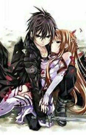Anime Angel And Demon Love