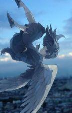 El angel que vuela by jaziel107