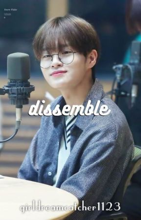 Dissemble | L.DH by GirlDreamcatcher1123