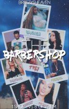 The Barbershop   Allstar Cast by breezysheaven