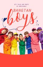 Bangtan Boys by admissable