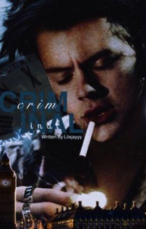 Criminal ||H.S||A.U by lilxjayyy