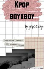 K-Pop boyxboy by gaysarising