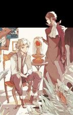Ранобэ «ЗВЕРЬ: Светлый Акутагава, Тёмный Ацуши» by 0MaryLegran0