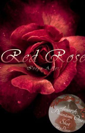 Red Rose by Iveyn-Adler