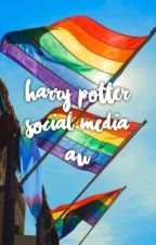 Harry Potter [Social Media] by choniofficial