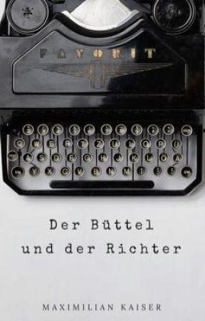 Der Büttel und der Richter by maxkaiser