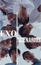 EXO Scenarios by KiddoInBlue