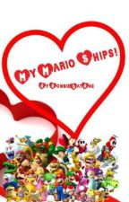 My Mario Ships!  by BonnieDatBae