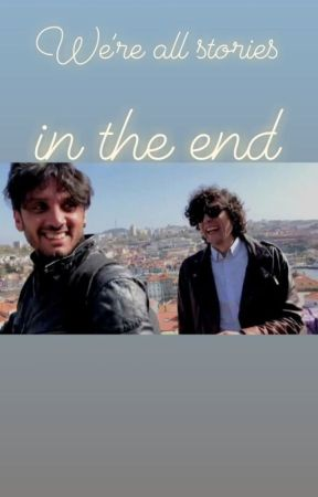 We're all stories in the end - Metamoro one shots by gloriabourne