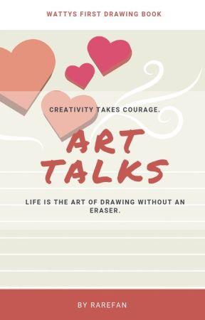 Art talks by Rarefan