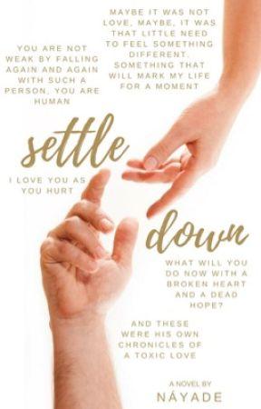 «Settle down» by BreakableSmile