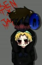 Eyelles Jack y Ben Drowned Yaoi by laurapin2012