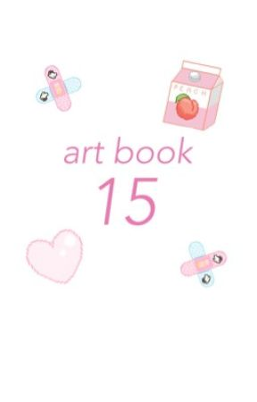 ✦ art book 15!!! ✦ by praiiise