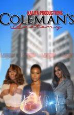 Coleman's Anatomy  by KalifaNoWiz