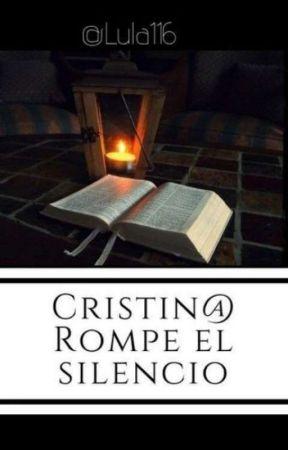 Cristian@: Rompe el silencio by lula116