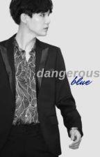 Dangerous Blue | yoonmin. by SmileGirlhdz