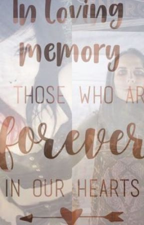 In Loving Memory by SpiritPierce1