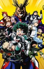 Whatever Comes My Way (My Hero Academia Male Reader insert) by Lazybones22