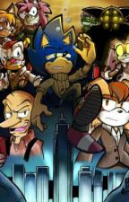 Sonic the Hedgehog: The rise of Rapture [ON HOLD] by Cookieslikesmilk345