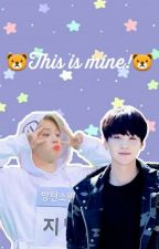 🐻This is mine!🐻 by Naty_love_BTS