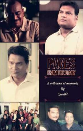Pages from the Diary - A collection of moments - Once in a