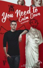 YOU NEED TO CALM DOWN by ucardoga