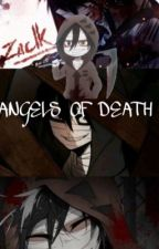 Angels of  Death [ZACK X READER] by sunytawax