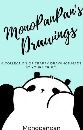 Monopanpan's Drawings by MonoPanPan