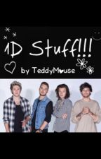 1D stuff! by TeddyMouse