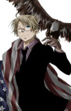 Dark!America x Reader : Break up? HA! No way. by Post-Moe