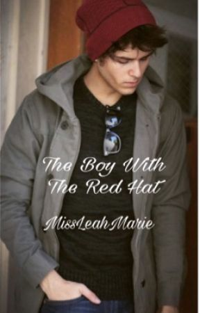 The Boy With The Red Hat by MissLeahMarie