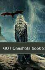 Game Of Thrones Oneshots book 2 by LannisterJester