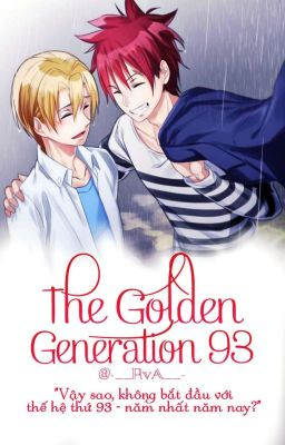 Shokugeki no Souma|| The Golden Generation 93