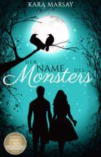 Der Name des Monsters I #CA19  by Karamarsay