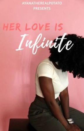 Her Love is Infinite//Original Poetry by AlaynaTheRealPotato