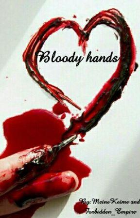 Bloody hands by MeineKeime