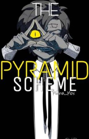 The Pyramid Scheme :: Gravity Falls :: Bill Cipher by Minna_Mox