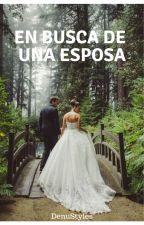 En Busca de una Esposa (Harry Styles y Tu) by DenuStyles