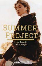 Summer Project.  ꒰ KaiTaem ꒱ by kimloveslee
