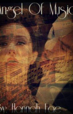 Angel Of Music by xxxVampiratePrincess