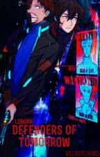 Leakira: The Defenders of Tomorrow by velvetchims