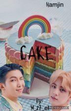 CAKE  by M_27_el