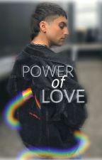 POWER of LOVE  by hypercalifragilistic