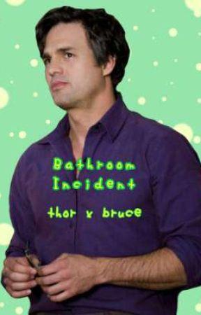 ≈Bathroom Incident≈ by gardenshnail