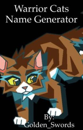 Warrior Cats Name Generator - Seasons and food - Wattpad